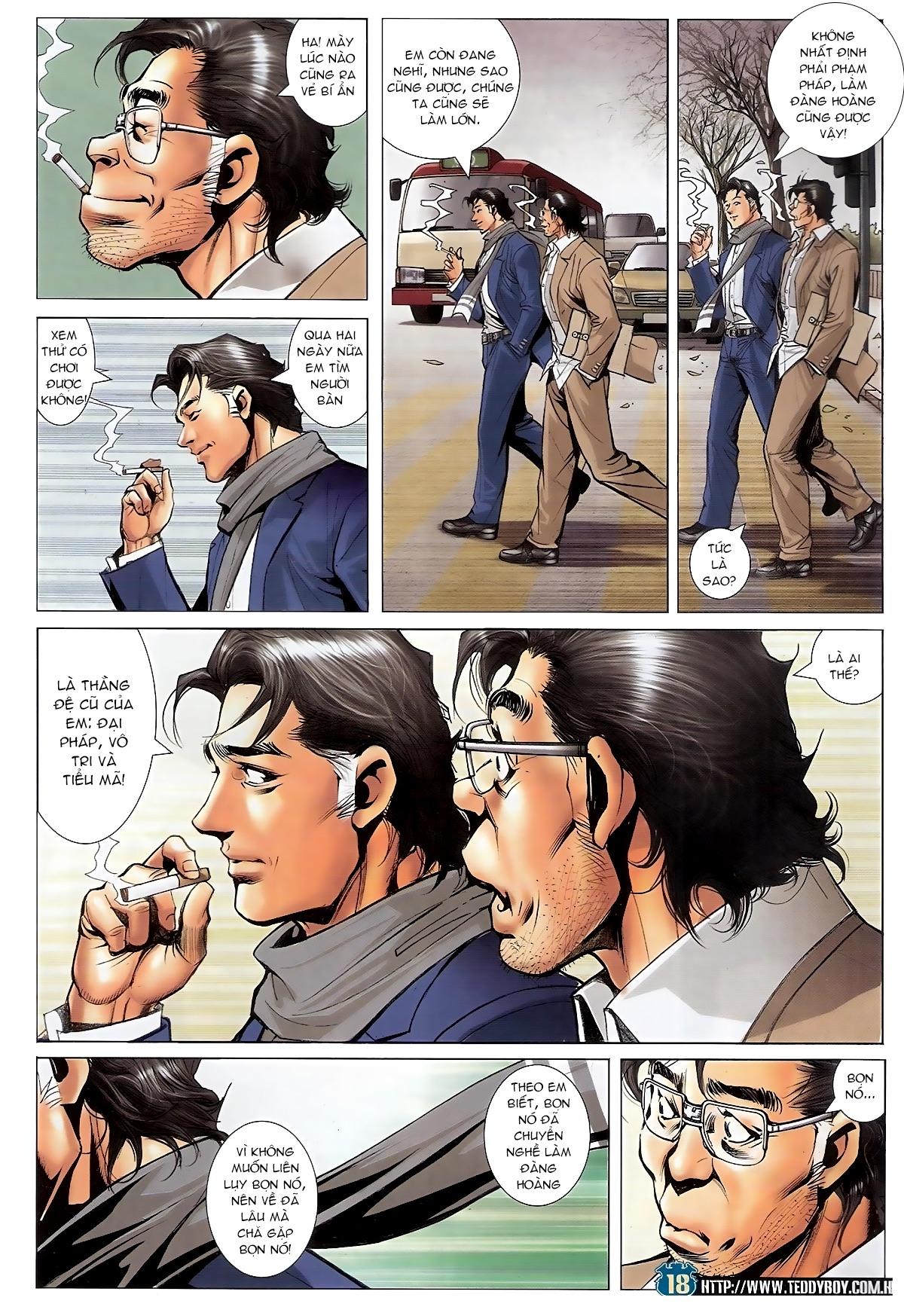 Người Trong Giang Hồ - Chapter 1564: Mãi mãi đều là bắt đầu - Pic 17
