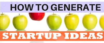 Startup Company Ideas