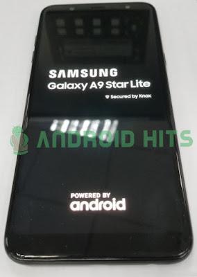 Ngắm ảnh thực tế đều tiên của Galaxy A9 Star màn hình khủng - 233572
