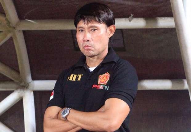 Eduard Tjong Menjadi Pelatih Timnas U-19