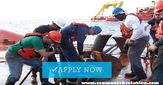 Need Able Seaman, Crane Operator For AHTS Vessel