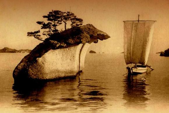 perahu jepang