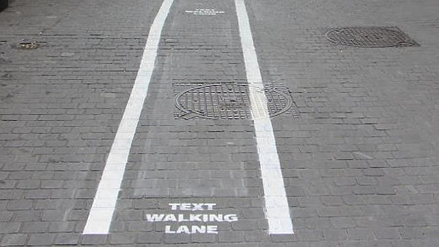 Texting Lanes