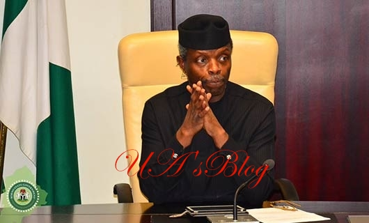 FG'll arrest more looters – Osinbajo