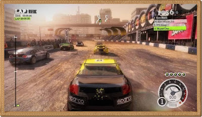 DiRT 2 Games Screenshots