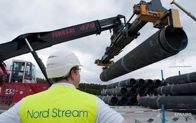 Швеція дозволила будувати Північний потік-2 - ЗМІ