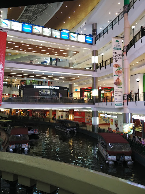 the mines shopping mall kuala lumpur