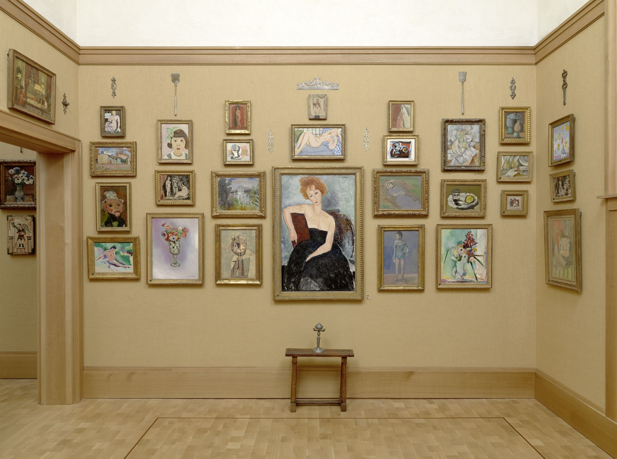 POLLYTALK FROM NEW YORK: THE BARNES FOUNDATION REVISITED ...