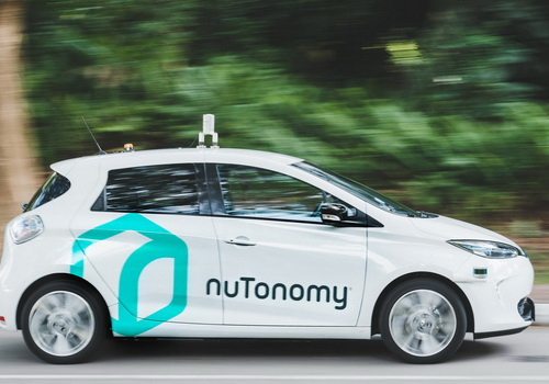 Tinuku Delphi Automotive acquired nuTonomy for $450 million