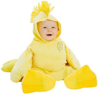 Boys Woodstock Infant Costume for Halloween