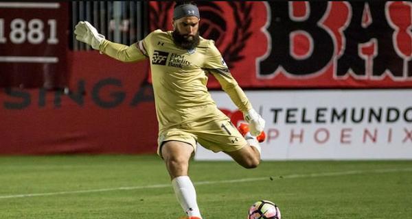 Kiper Timnas Puerto Rico Tertarik Ingin Main di Liga Indonesia