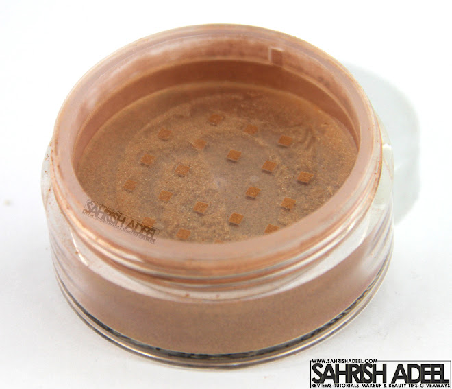 Sparkling Face Shimmers by Luscious Cosmetics