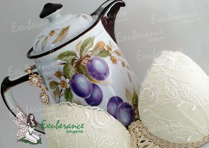Chá de Lingerie na Exuberance Lingerie