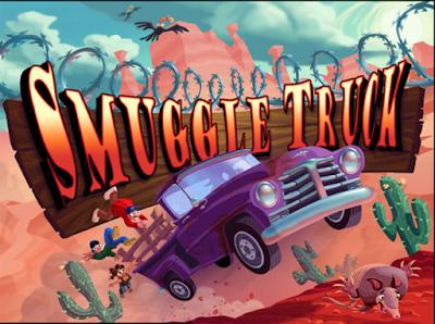 走私卡車(Smuggle Truck),結合動作及賽車遊戲!