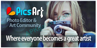 PicsArt Photo Studio FULL v5.9.7 Apk
