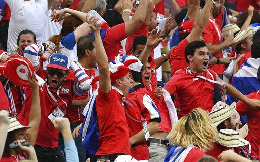 Thua thảm ĐT Anh, Panama vẫn ăn mừng như vô địch 7