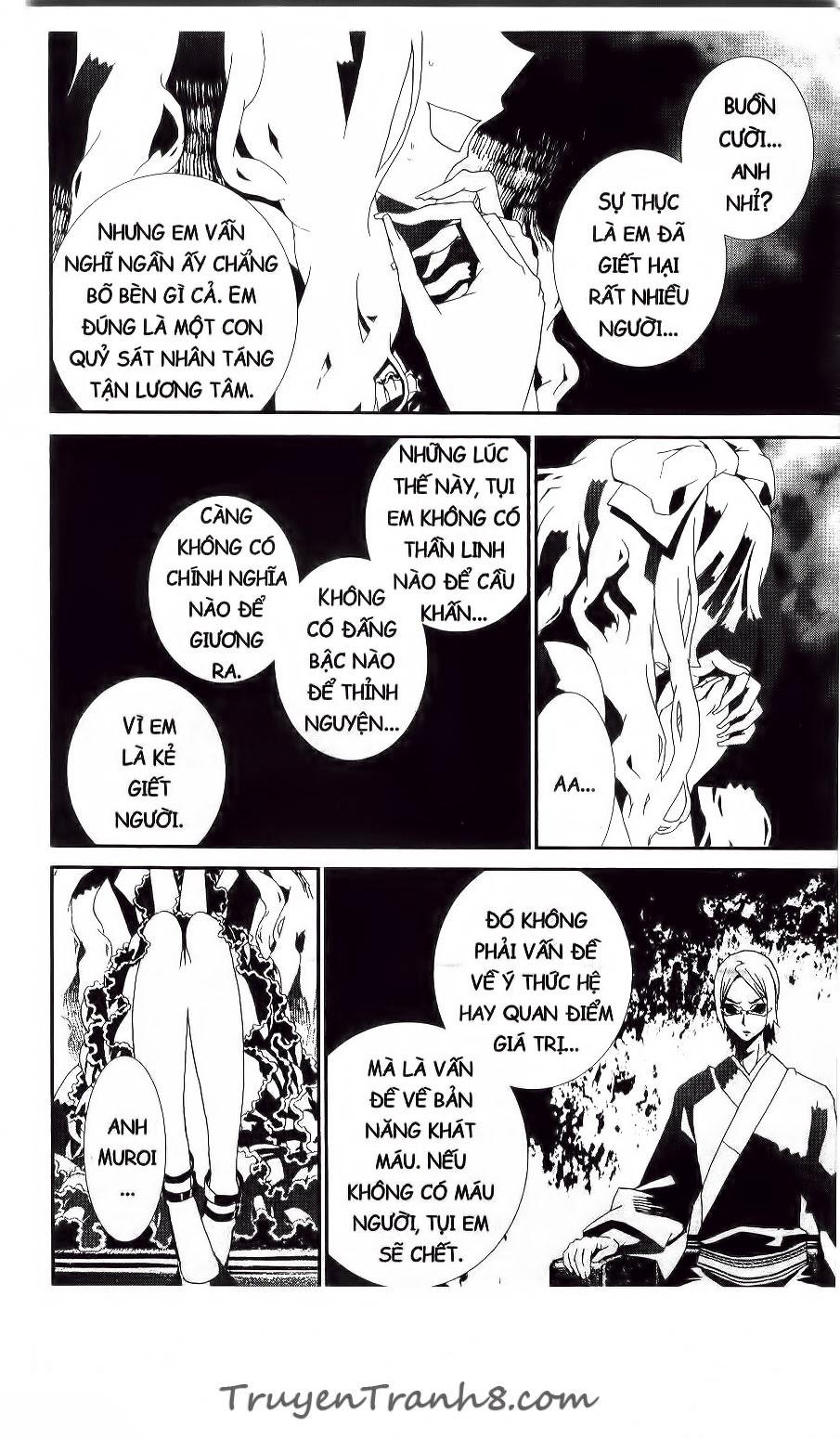 Shiki chapter 39 trang 12