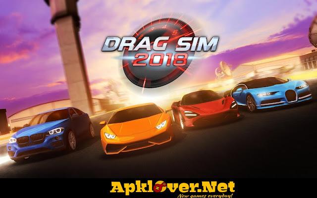 Drag Sim 2018 MOD APK unlimited money & premium