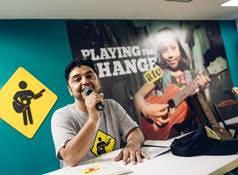 Shopping Jardim Guadalupe promove atividades gratuitas no Espaço Playing For Change