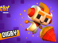 Download Game Digby Forever MOD APK Unlimited Money