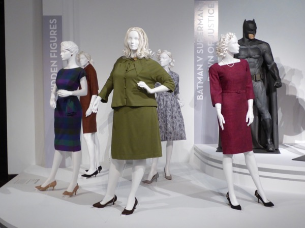 hollywood movie costumes and props hidden figures film