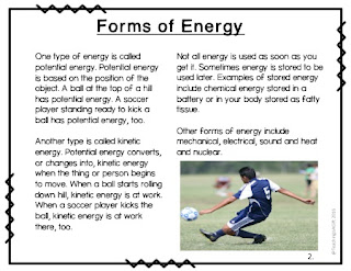 Photo of Let's Read! CONSERVATION OF ENERGY:Hands On Minds On Science Centers @teachingisagift.blogspot.ca