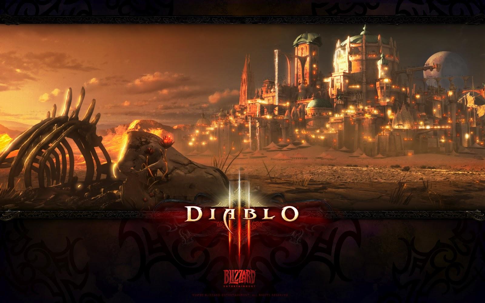 Wallpaper Diablo 3 Hd Wallpaper