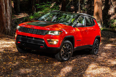 The Jeep's best small SUV : Jeep Compass 2017 Review