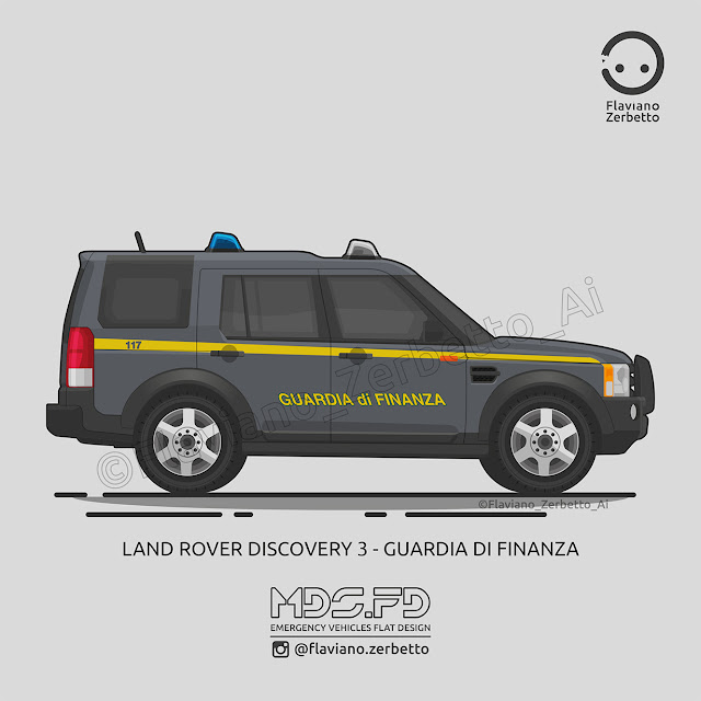 KombiT1: Land Rover Discovery 3