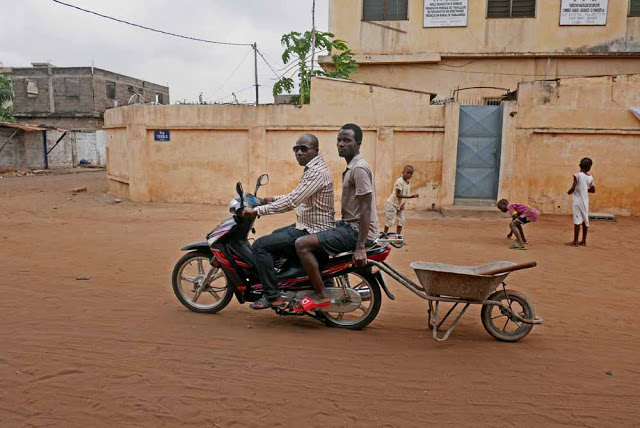 Fotoserie Lost Paradise in West Africa