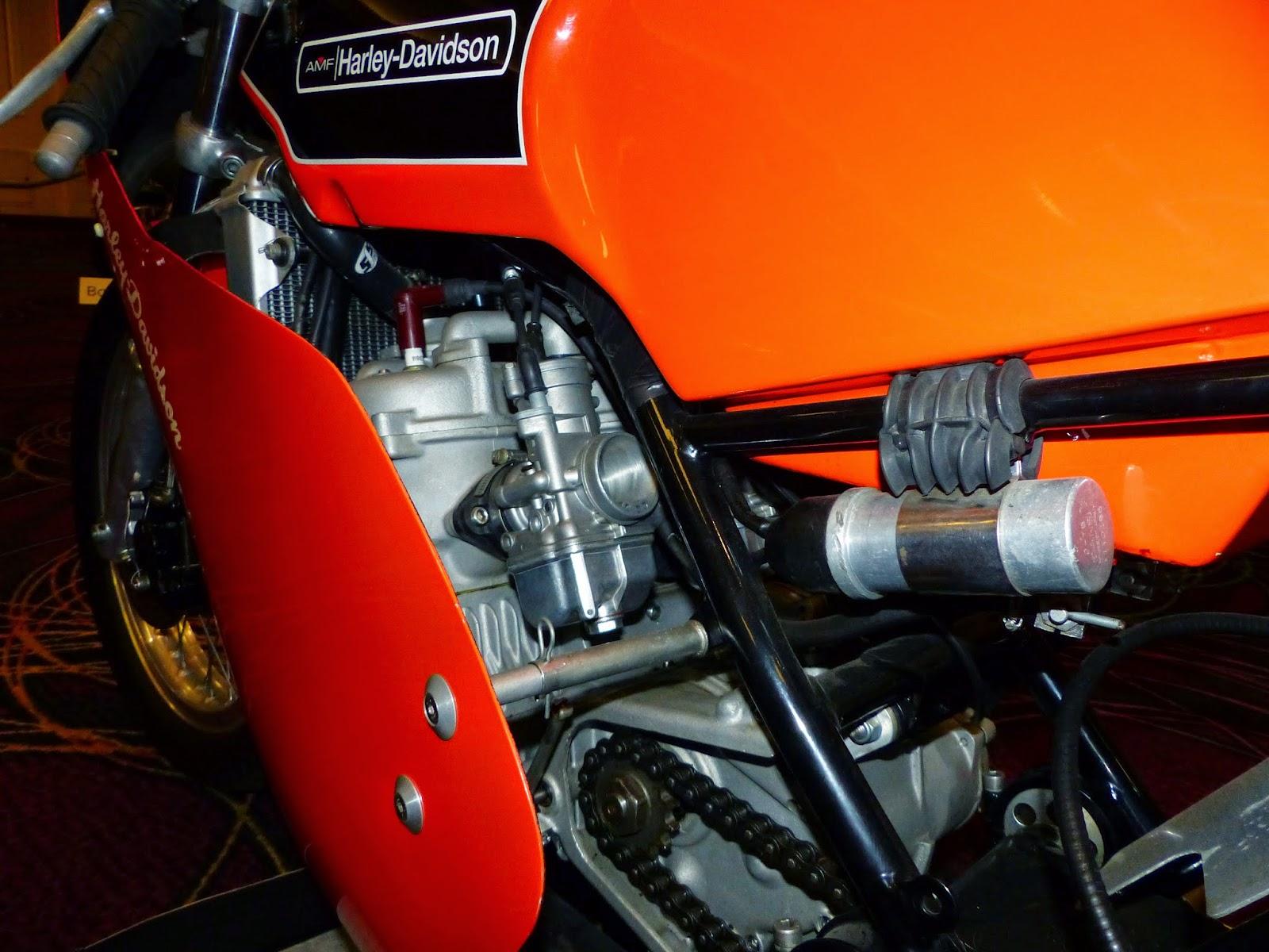 Harley Davidson: OldMotoDude: 1974 Harley-Davidson/Aermacchi RR350 Sold For