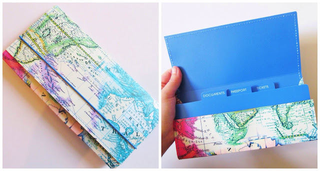 paperchase travel wallet