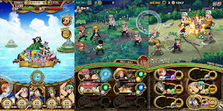 Game One Piece Treasure Cruise Apk