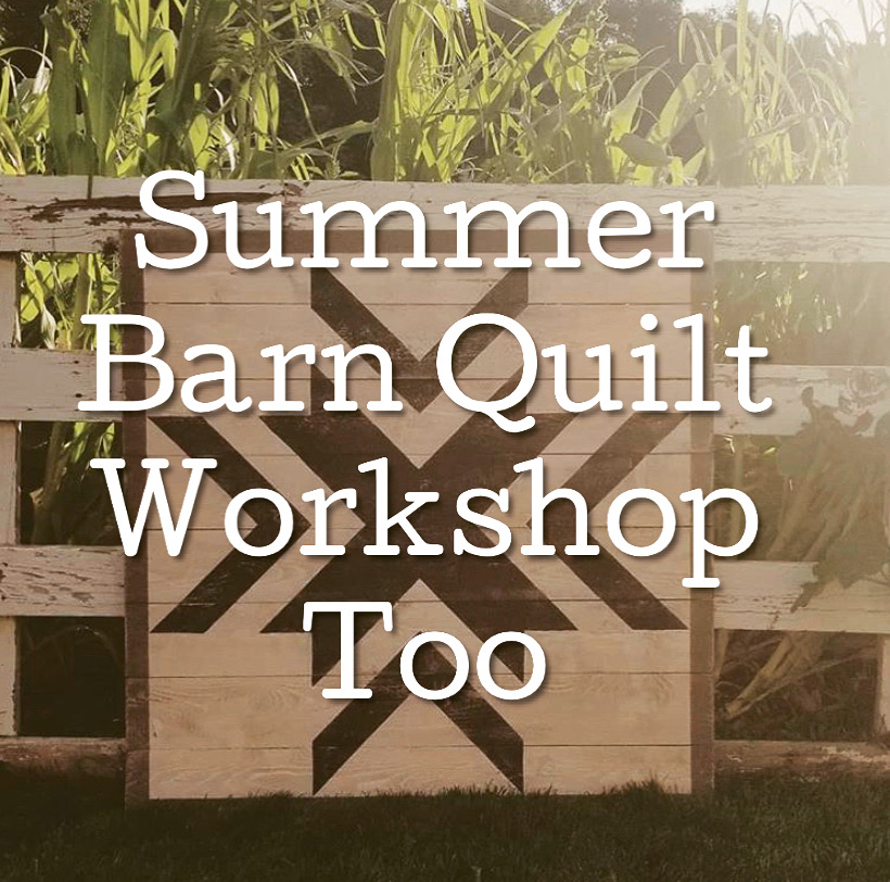 Summer Workshop Too