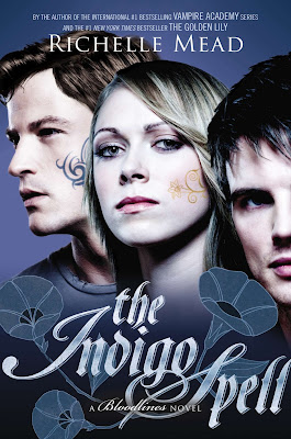 Contest: Win A Copy of Indigo Spells by Richelle Mead