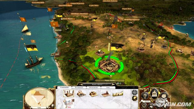 Empire Total War [PC Full] Español [DVD9] Descargar