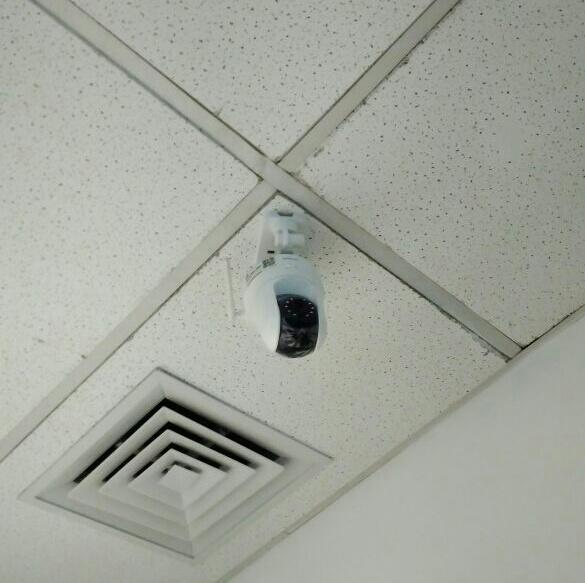 BEBERAPA BAGIAN CCTV SEBAGAI PERANGKAT SISTEM KEAMANAN