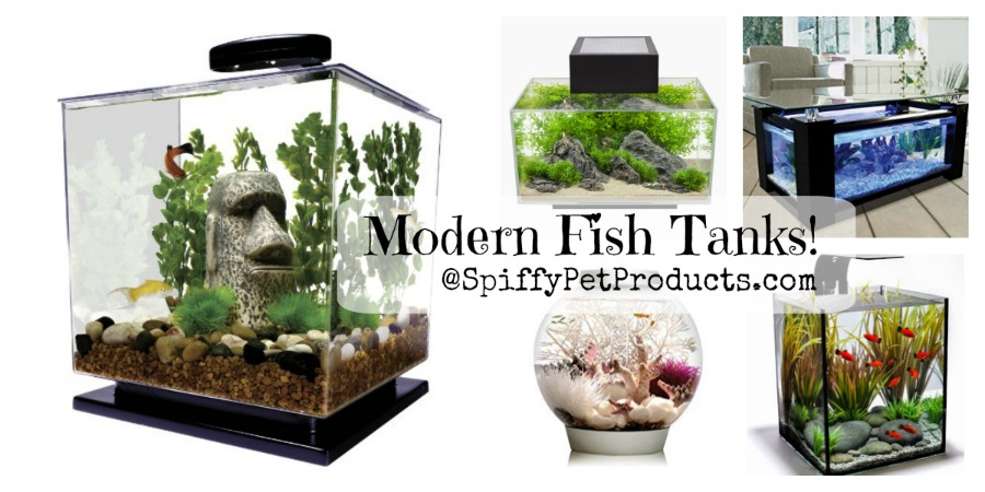 Modern Contemporary Fish Tanks Are The Coolest New Trend In Home Aquariums & Aquascaping.