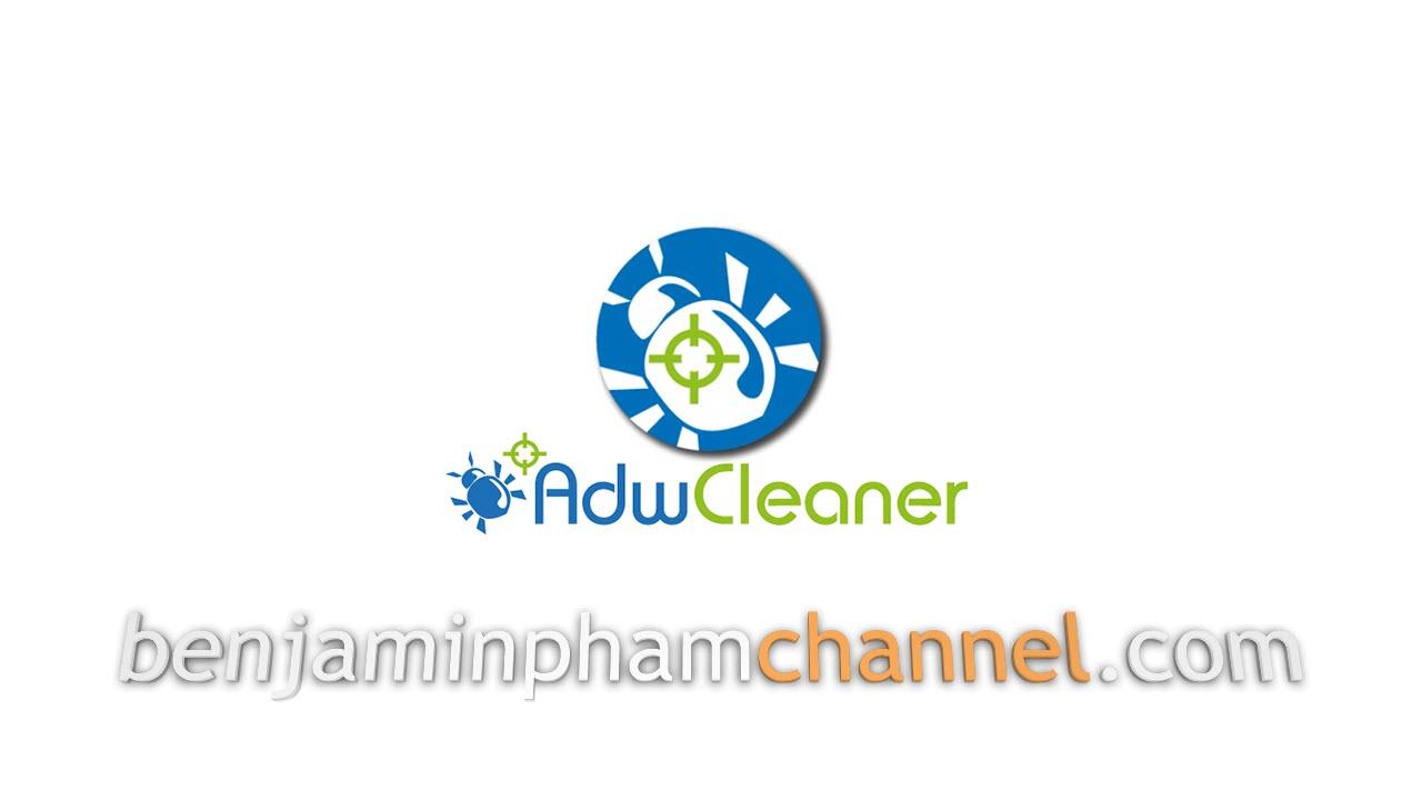 Malwarebytes AdwCleaner 7 2 5 0 - Benjamin Pham Channel
