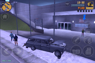 Free Download Game Grand Theft Auto III v1.6 APK + DATA Terbaru 2018