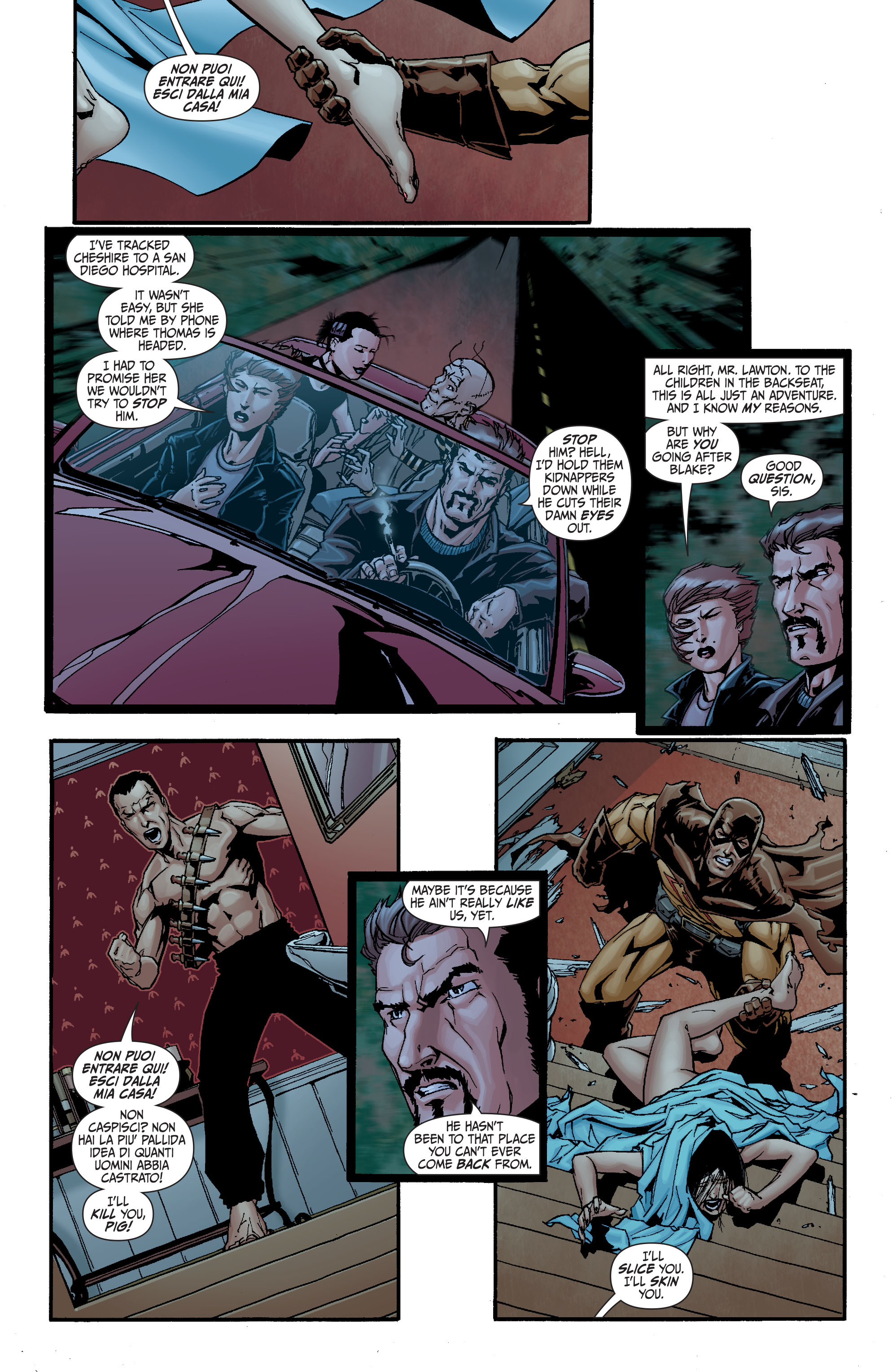 Read online Secret Six (2008) comic -  Issue #20 - 19
