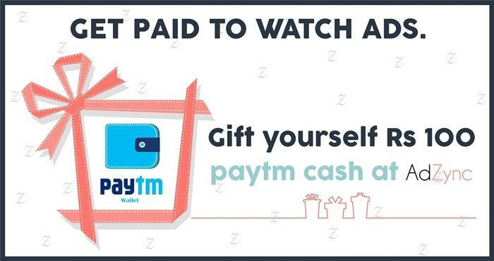 Get paid to Watch ads and earn Gift vouchers