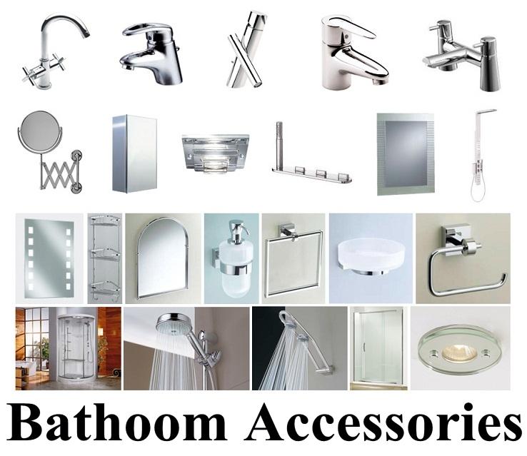 Bathroom Accessories High End