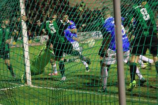 Fútbol | El Barakaldo CF cae 3-2 en Sestao tras ganar durante 50 minutos
