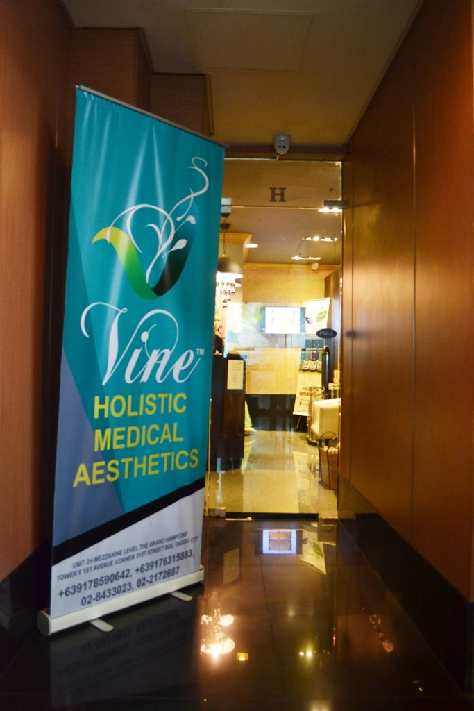 Lipo Cavitation Experience at VINE Holistic Medical Aesthetics