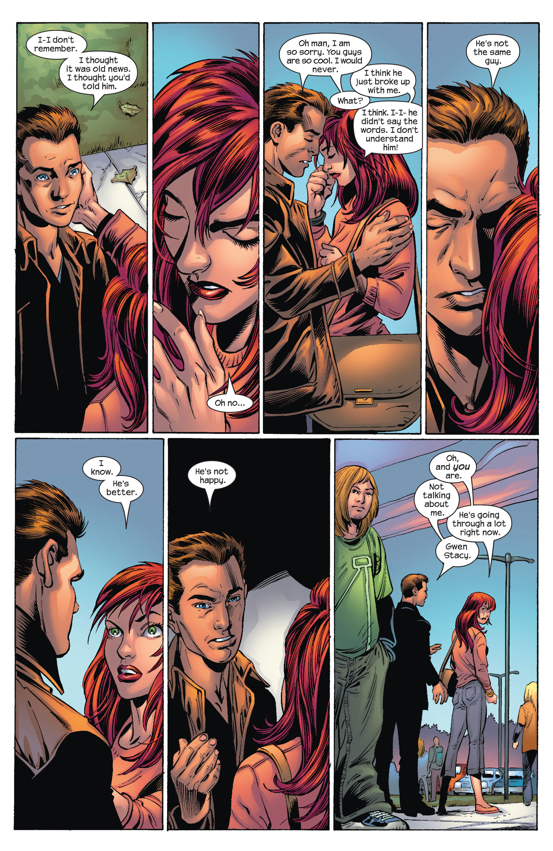 Read online Ultimate Spider-Man (2000) comic -  Issue #74 - 11
