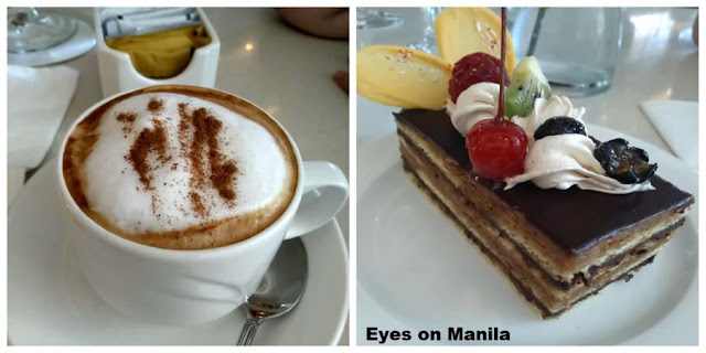 Midas Hotel: Coffee and Cake
