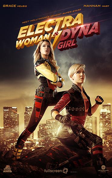 As Aventuras da Mulher Electra e da Garota Dyna Torrent – Blu-ray Rip 720p Legendado (2016)
