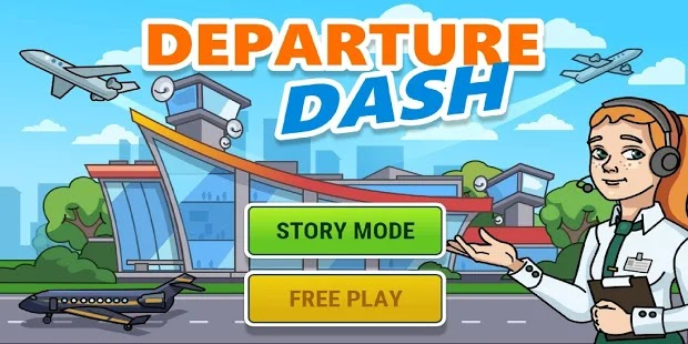 Departure Dash Apk Free on Android Game Download