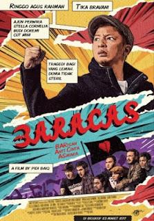 Download Film Baracas: Barisan Anti Cinta Asmara (2017) WEB-DL Full Movie